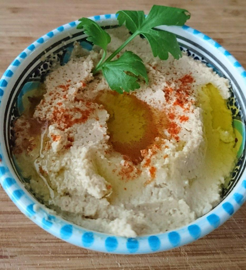 Oerlekkere Hummus, Oerlekker eten